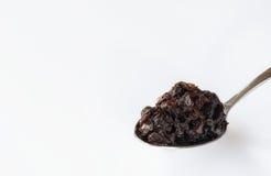 Καραμελοποιημένα κρεμμύδια Στοκ εικόνα με δικαίωμα ελεύθερης χρήσης