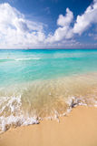 Καραϊβικά κύματα Στοκ Φωτογραφίες