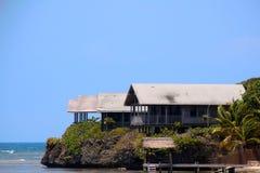 καραϊβικά σπίτια στοκ φωτογραφία με δικαίωμα ελεύθερης χρήσης