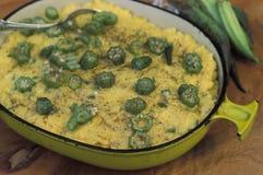 Καραϊβικά τρόφιμα: Γουργούρισμα-γουργούρισμα Στοκ εικόνες με δικαίωμα ελεύθερης χρήσης