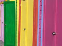 καραϊβικά χρώματα στοκ εικόνα με δικαίωμα ελεύθερης χρήσης