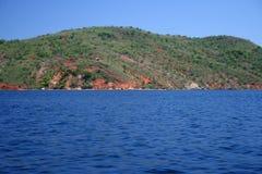 καραϊβική ακτή Βενεζουελανός Στοκ φωτογραφία με δικαίωμα ελεύθερης χρήσης