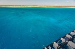 καραϊβική όψη σκαφών νησιών κ&rh Στοκ Εικόνα
