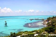 καραϊβική όψη Στοκ φωτογραφία με δικαίωμα ελεύθερης χρήσης