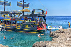 04 καραϊβικοί πειρατές Στοκ φωτογραφία με δικαίωμα ελεύθερης χρήσης