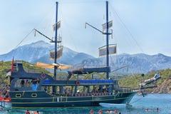04 καραϊβικοί πειρατές Στοκ εικόνα με δικαίωμα ελεύθερης χρήσης