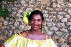 Καραϊβικός χορευτής στοκ εικόνα με δικαίωμα ελεύθερης χρήσης
