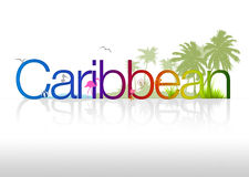 καραϊβικός ελεύθερη απεικόνιση δικαιώματος