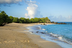 καραϊβικός Martin ST Στοκ εικόνα με δικαίωμα ελεύθερης χρήσης