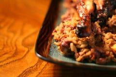 καραϊβικό πιάτο 3 Στοκ εικόνες με δικαίωμα ελεύθερης χρήσης