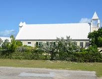 Καραϊβικό architechture εκκλησιών Στοκ Εικόνες
