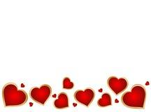 καρδιά ανασκόπησης Στοκ φωτογραφία με δικαίωμα ελεύθερης χρήσης