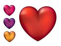 καρδιά ανασκόπησης απεικόνιση αποθεμάτων
