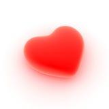 Καρδιά βαλεντίνων Στοκ Φωτογραφία