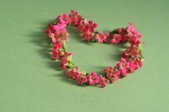 Καρδιά βαλεντίνων Στοκ φωτογραφία με δικαίωμα ελεύθερης χρήσης