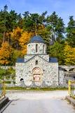 Καρδιά βασίλισσα Mary Church, πίτουρο: Όμορφη εκκλησία πετρών κοντά Στοκ φωτογραφία με δικαίωμα ελεύθερης χρήσης