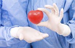 καρδιά γιατρών στοκ εικόνες