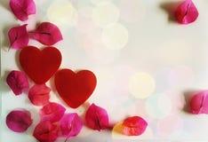 Καρδιά ζεύγους Στοκ Φωτογραφία