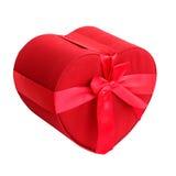 καρδιά κιβωτίων Στοκ εικόνα με δικαίωμα ελεύθερης χρήσης