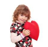 καρδιά κοριτσιών ομορφιά&sigma στοκ φωτογραφία με δικαίωμα ελεύθερης χρήσης