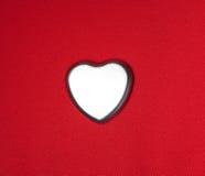 Καρδιά μετάλλων Στοκ Εικόνες