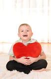 καρδιά παιδιών Στοκ Εικόνα