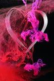 καρδιά που διαμορφώνετα&iot Στοκ εικόνες με δικαίωμα ελεύθερης χρήσης