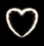 καρδιά πυρκαγιάς της Βε&gamma Στοκ εικόνες με δικαίωμα ελεύθερης χρήσης