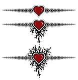 καρδιά συνόρων απεικόνιση αποθεμάτων