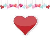 Καρδιά της αγάπης Στοκ εικόνα με δικαίωμα ελεύθερης χρήσης