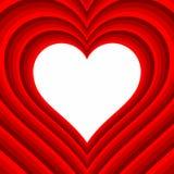 καρδιά απεικόνιση αποθεμάτων