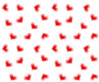 καρδιές ανασκόπησης άνευ & Στοκ εικόνα με δικαίωμα ελεύθερης χρήσης