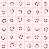 καρδιές ανασκόπησης Στοκ εικόνες με δικαίωμα ελεύθερης χρήσης