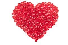 καρδιές καρδιών που διαμ&om Στοκ φωτογραφία με δικαίωμα ελεύθερης χρήσης