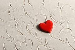 καρδιές παραλιών ανασκόπη&si Στοκ φωτογραφίες με δικαίωμα ελεύθερης χρήσης