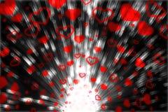 Καρδιές χτυπήματος Στοκ Φωτογραφίες