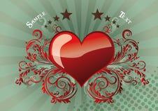 καρδιές ελεύθερη απεικόνιση δικαιώματος