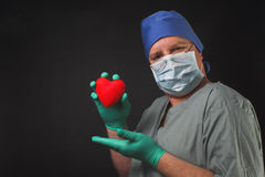 Καρδιολόγος στοκ εικόνες