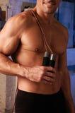 καρδιο άτομο Στοκ φωτογραφία με δικαίωμα ελεύθερης χρήσης