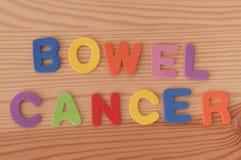 Καρκίνος εντέρων στοκ φωτογραφίες