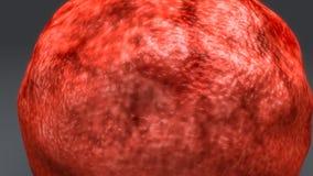 Καρκινικό κύτταρο στοκ φωτογραφίες με δικαίωμα ελεύθερης χρήσης