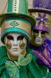 Καρναβάλι Βενετία 26 Στοκ Εικόνες