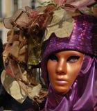 Καρναβάλι Βενετία 24 Στοκ Εικόνες