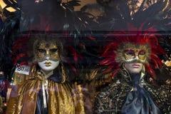 καρναβάλι καλύπτει Βενε&t Στοκ φωτογραφία με δικαίωμα ελεύθερης χρήσης