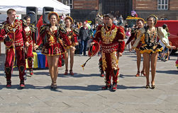 καρναβάλι Κοπεγχάγη Στοκ εικόνες με δικαίωμα ελεύθερης χρήσης