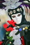 καρναβάλι Βενετία Στοκ Φωτογραφίες