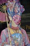 καρναβάλι Βενετία Στοκ Εικόνα