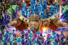 Καρναβάλι 2014 - Ρίο ντε Τζανέιρο στοκ φωτογραφίες