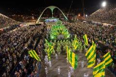Καρναβάλι 2014 - Ρίο ντε Τζανέιρο στοκ εικόνες