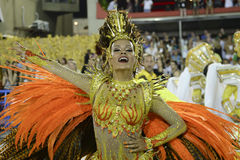 Καρναβάλι 2017 - Σάο Clemente στοκ φωτογραφία με δικαίωμα ελεύθερης χρήσης